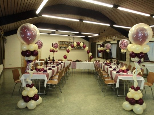 BallonMobil,Ballondekorationen, Mobiler Ballon-und Event ...