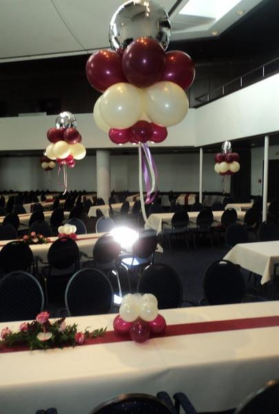 ballonmobil ballondekorationen mobiler ballon und event