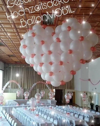 Ballonmobilballondekorationenballondeko Hochzeitsdekoration